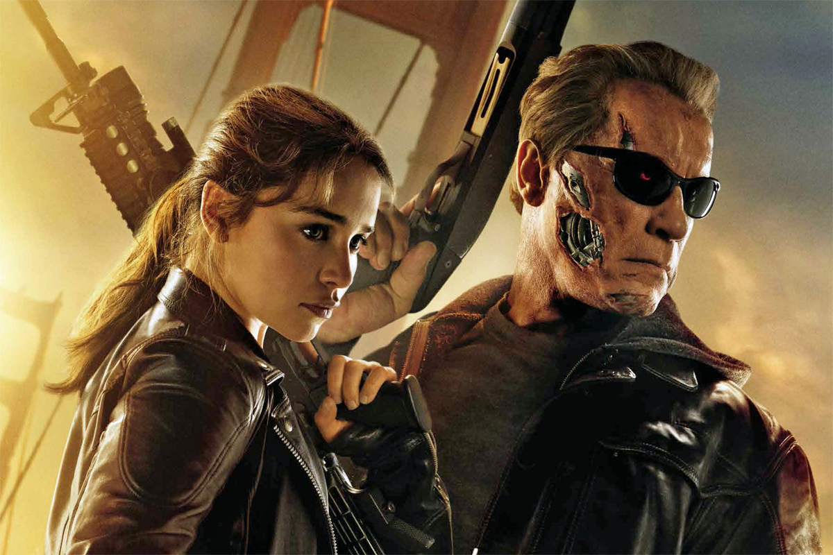 Terminator Genisys feels like a superfluous do over for a